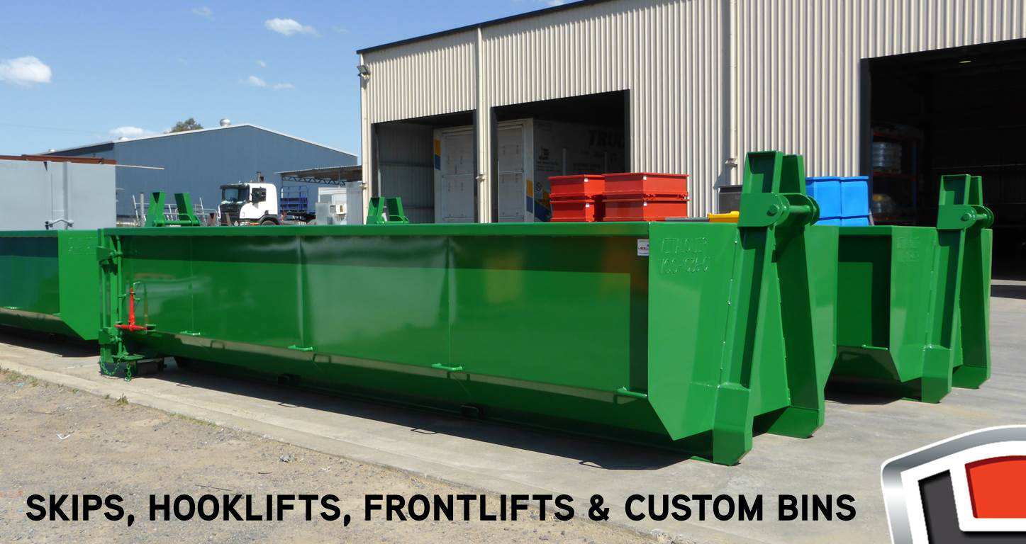 hook lift bins manufacturers
